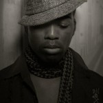 Darryll Blk&Wht with Hat